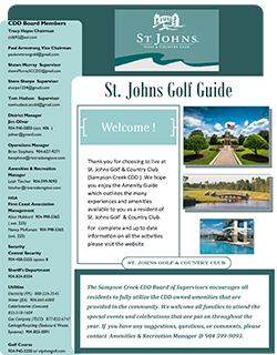 St. Johns Gold Guide