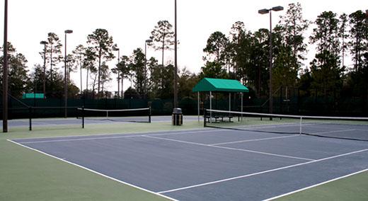Sampson Creek Tennis Courts