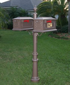 Standard Mailbox for Sampson Creek
