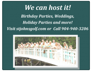 We Can Host Your Event