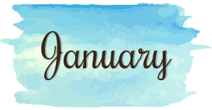 January Icon for list of articles in the newsletter