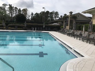 Sampson Creek Amenity Center Pool