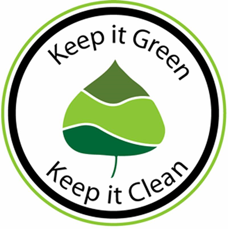 Keep It Green Keep It Clean image